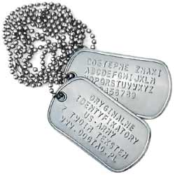 Dogtag NEW STYLE